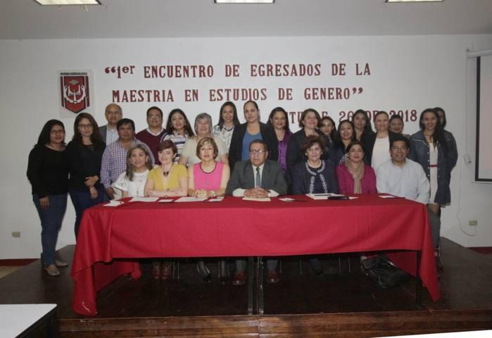 1er. Encuentro de Egresados de la Maestría en Estudios de Género
