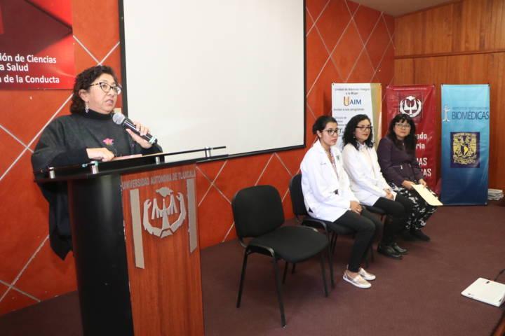 Organizó CTBC de la UAT la Academia de Biomedicina