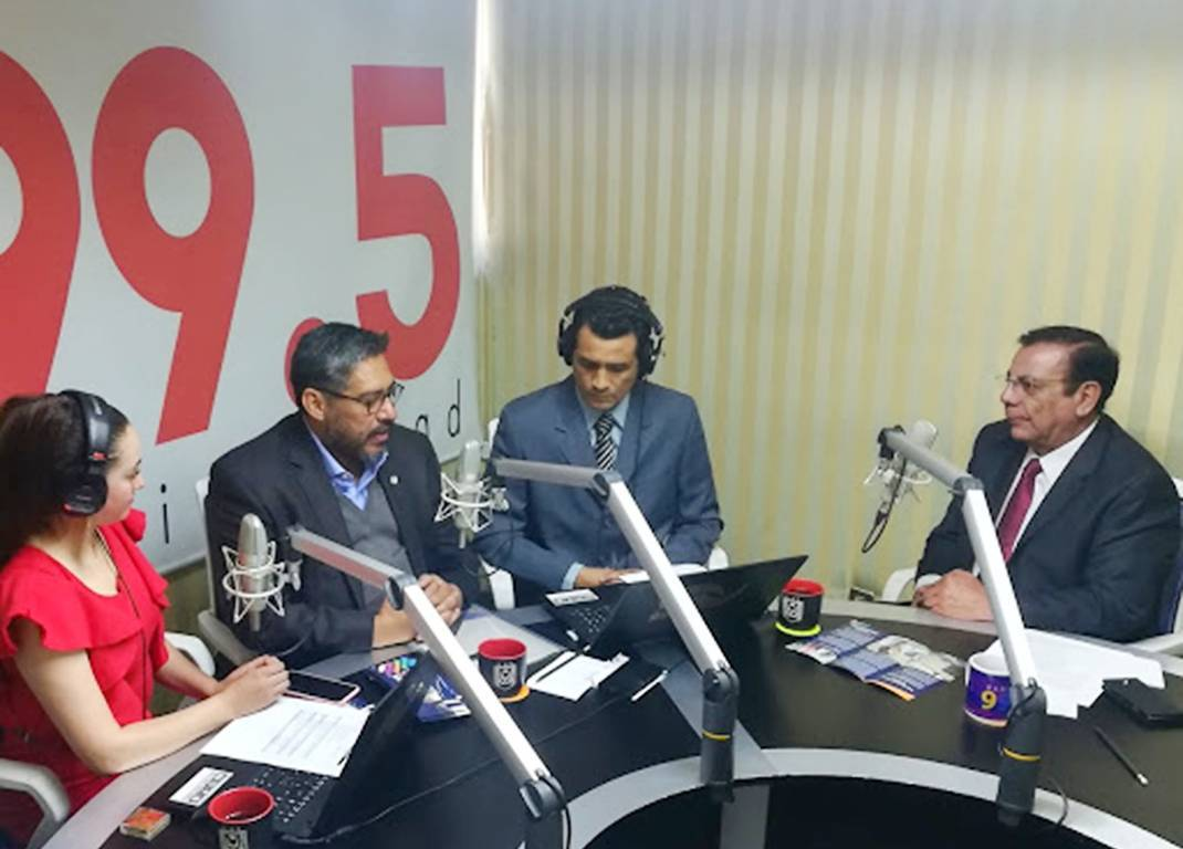 Celebró su XVII aniversario la radio universitaria de Tlaxcala