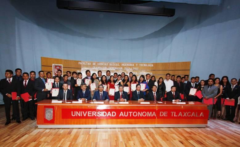 Egresó generación 2013–2017 de la Facultad de Ciencias Básicas, Ingeniería y Tecnología de la UAT