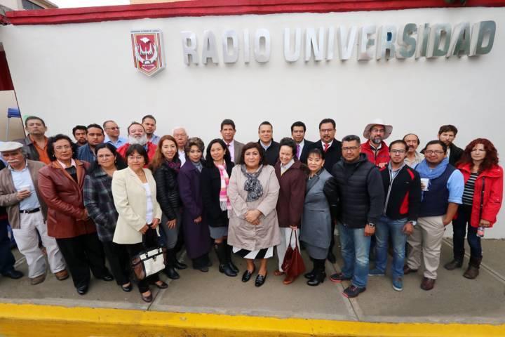 Celebra tercer aniversario programa radiofónico: BioSalud Universitaria