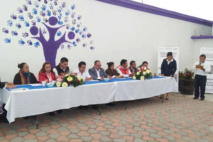 Instala IEM sistemas municipales para la igualdad entre mujeres y hombres