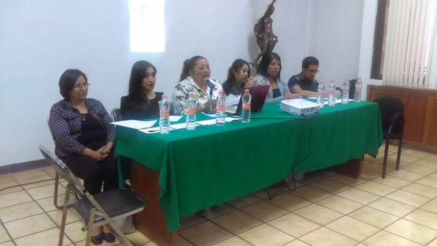 PGR Tlaxcala participa en curso foro para erradicar la Trata de Personas