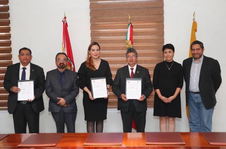 Se integra la UAT la Red Nacional sobre el Sistema de Justicia Penal