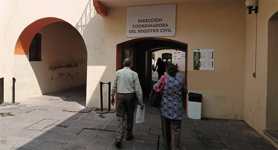 Ofrece Registro Civil servicio de expedición de documentos oficiales