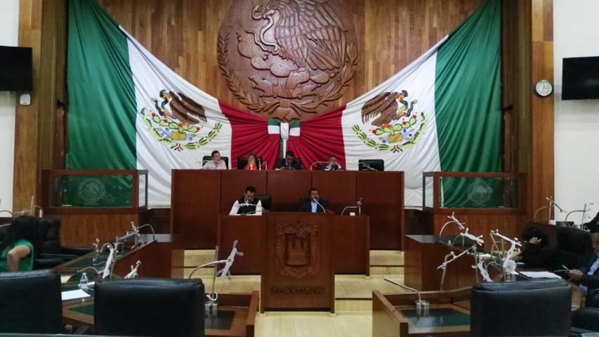 Sin propuestas del Ejecutivo ni Judicial, aprueba Congreso Agenda Legislativa