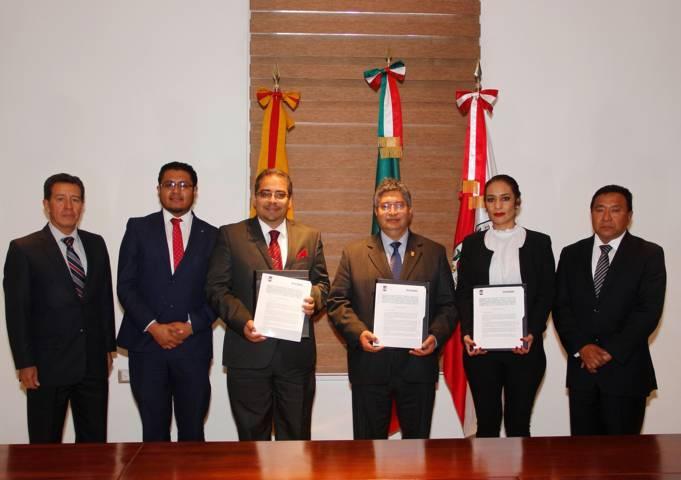 Promueven movilidad académica la UAT y la Universidad de Oriente