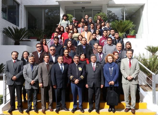 Realizan estancia académica en la UAT estudiantes de Bolivia, Brasil, Colombia, Perú y México