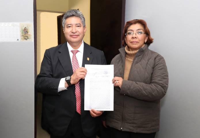 Firman Contrato Colectivo de Trabajo UAT y STEIESET