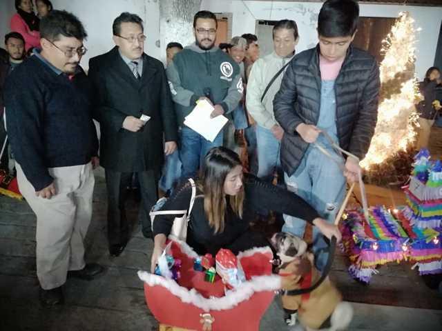 Une a las familias de Totolac Festival Noches De Magia