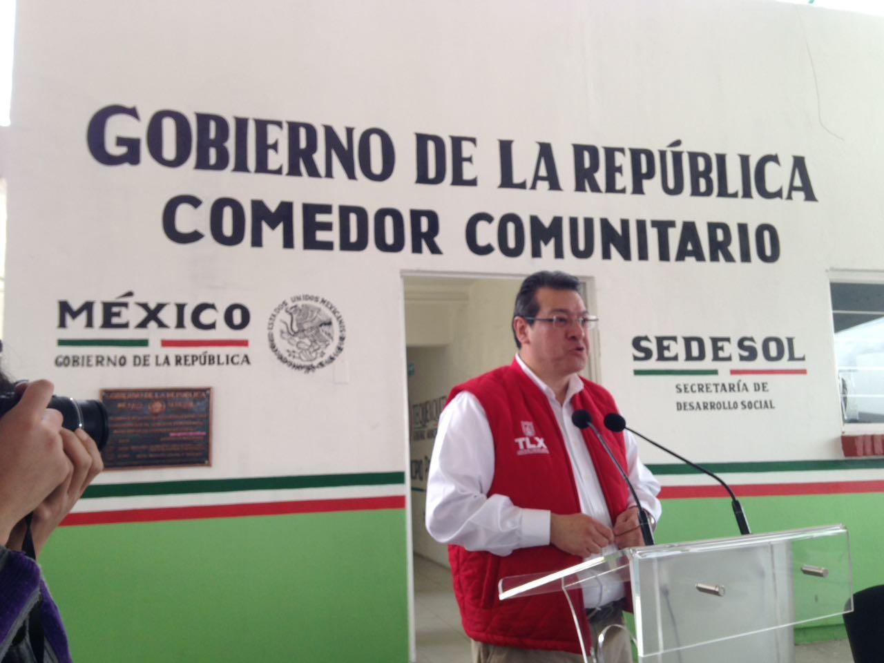 Inauguran el comedor número 12 en Tequexquitla