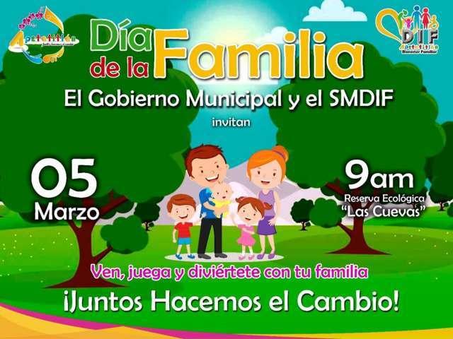 """Celebrará Apetatitlán """"Día de la Familia"""" en """"Las Cuevas"""""""