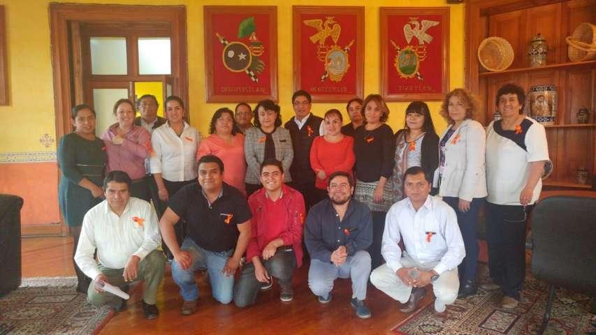 Participó Gobierno del Estado en conmemoración del día naranja