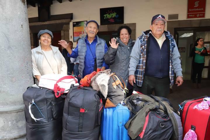 Concluye DAM Segunda Reunión de Tlaxcaltecas con Familiares en EUA
