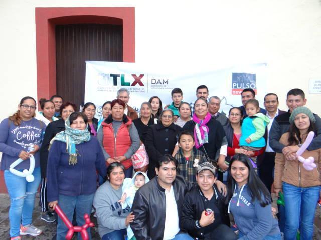 Respaldó DAM reencuentro de 187 tlaxcaltecas con sus familiares migrantes