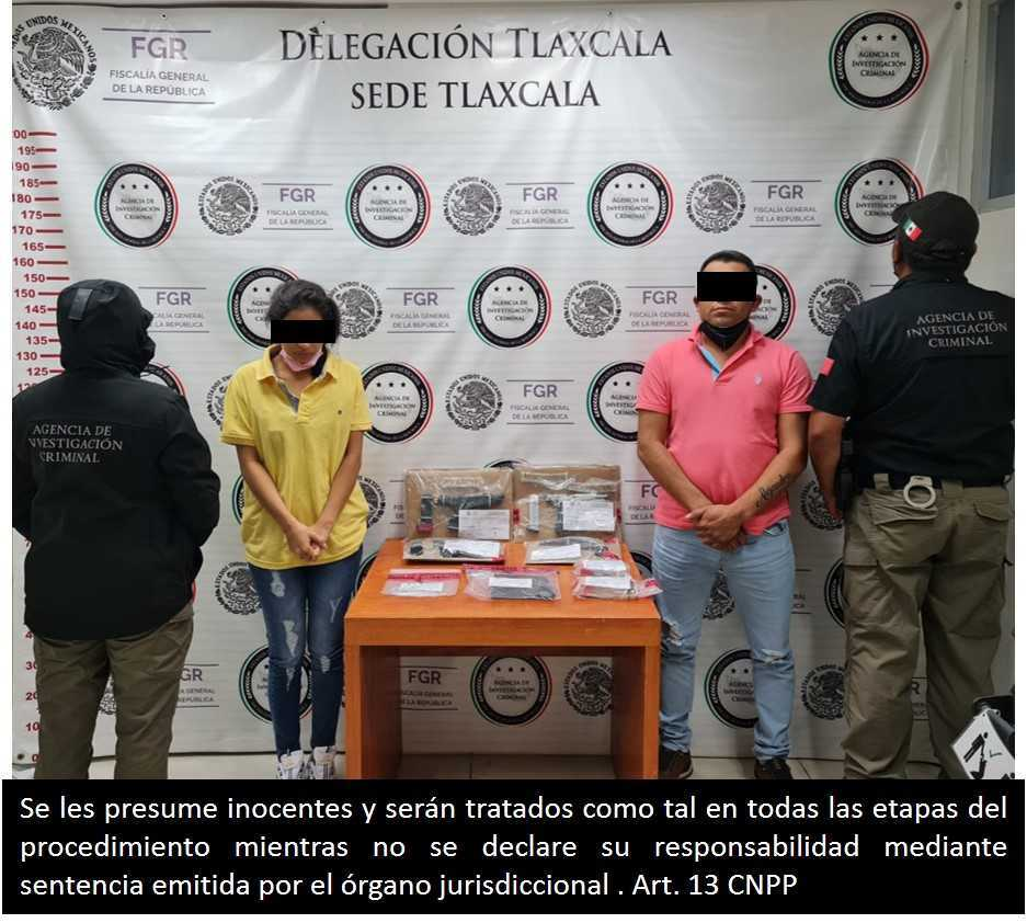 Obtiene FGR vinculación a proceso contra dos personas por diversos delitos