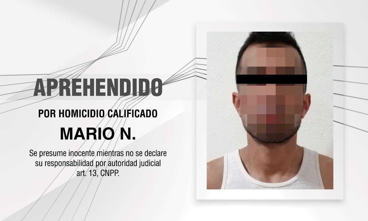 Involucrado en el homicidio de un policia de Apizaco es aprehendido: PGJE