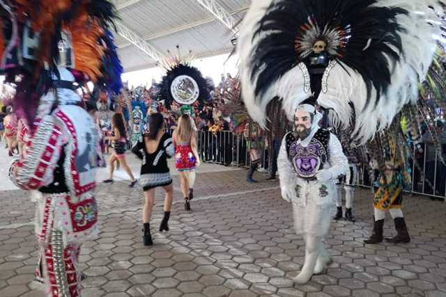 Abarrota Yauhquemehcan con su carnaval 2020, reportan saldo blanco