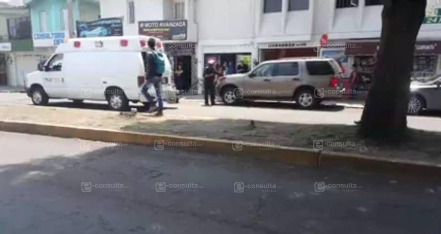 Muere un funcionario del ITE por atragantarse en un restaurante