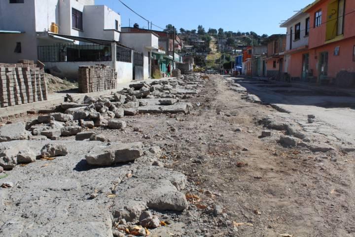 Con más obras Atotonilco está en vía de desarrollo: alcalde