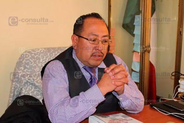 Alcalde teibolero anuncia que el primer fallecido de Covid es de Zitlaltepec
