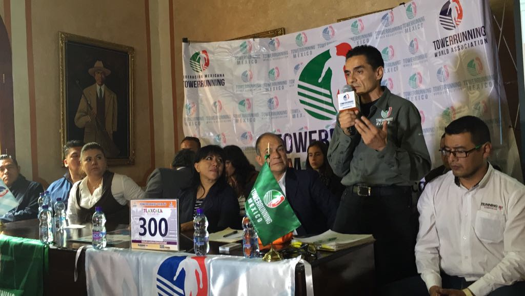 3Era Carrera Towerruning en Tlaxcala; esperan mil corredores