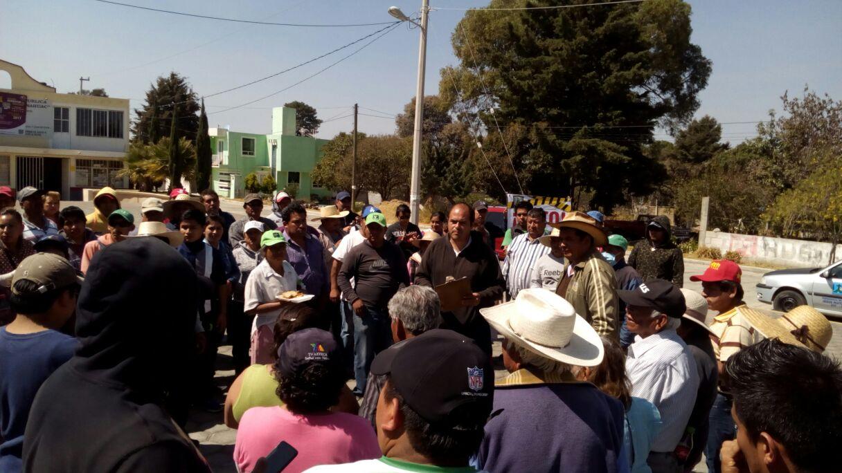 Transcurrió Cuarta jornada de faenas comunitarias en Jesús Huitznahuac
