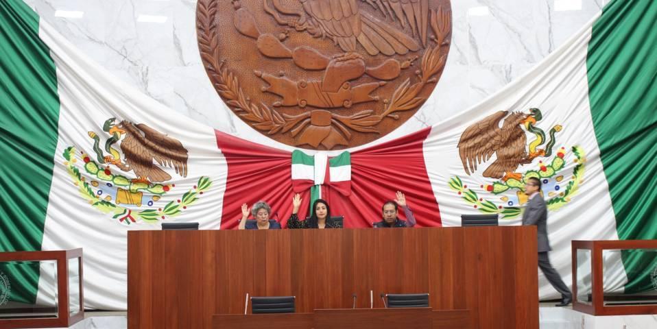 Se suma Tlaxcala a acuerdo de su similar de Michoacán