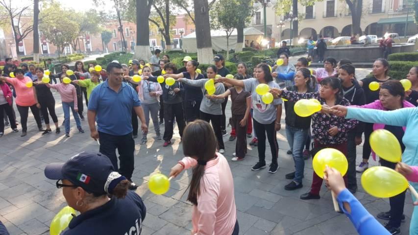 """Continúan con curso de """"Defensa Personal"""" en la capital"""
