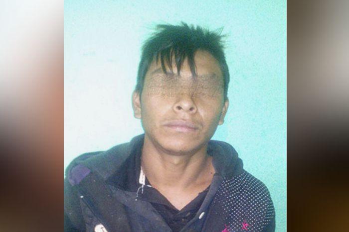 Ladrón se libra de ser linchado en Zacatelco