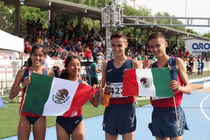 Plata y bronce para Tlaxcala en el Campeonato NACAC