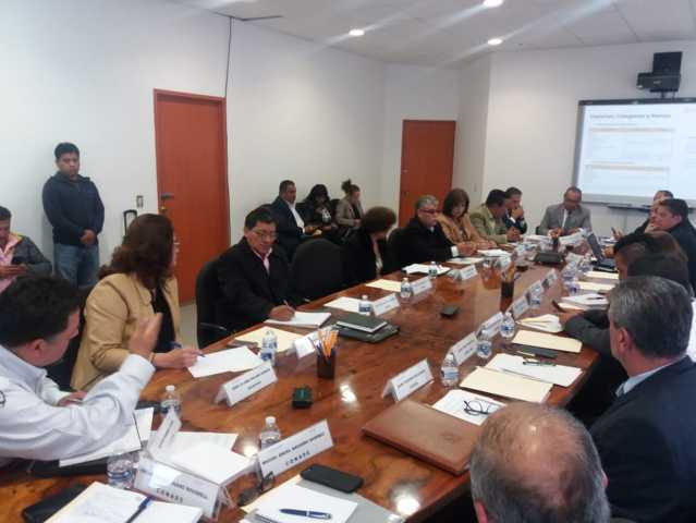 Participa Tlaxcala en reunión nacional de Conade