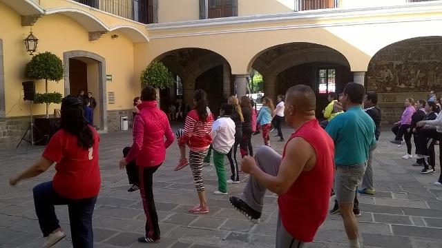 Tlaxcala se suma a la semana nacional de la cultura física