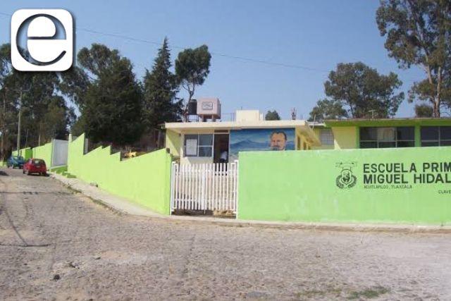 Desangelado regreso a clases en las escuelas de Tlaxcala