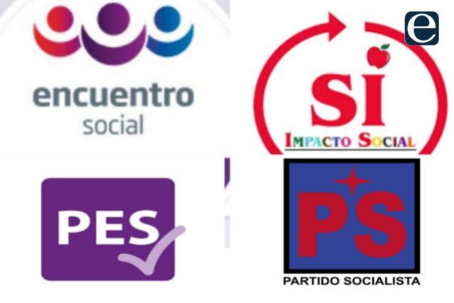 PEST, PES, PISS y PS están a pocas horas de desaparecer como partidos