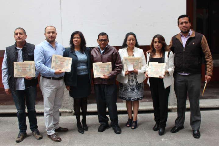 Realiza Congreso un desayuno a periodistas de Tlaxcala