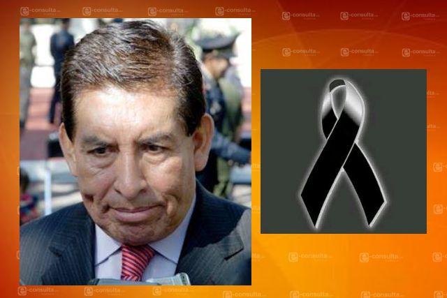 Muere el exprocurador Leopoldo Zarate Aguilar
