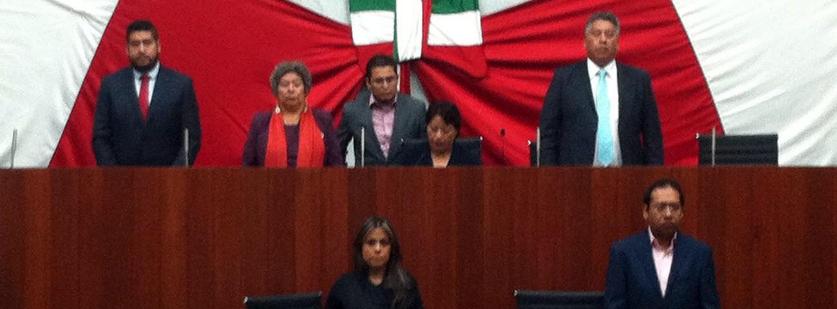 Dulce Mastranzo es la nueva representante del Congreso