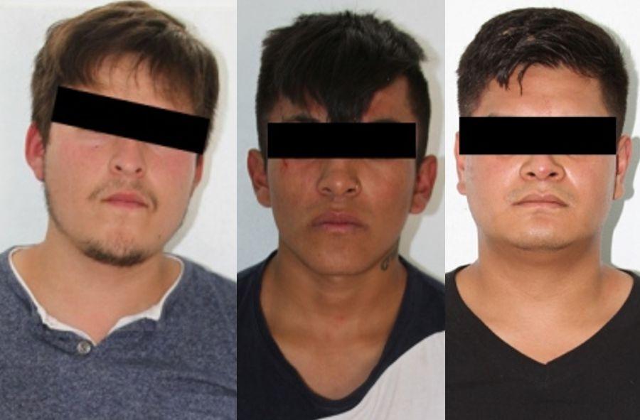 Dan prisión preventiva a los imputados por robo calificado en Tlaxcala