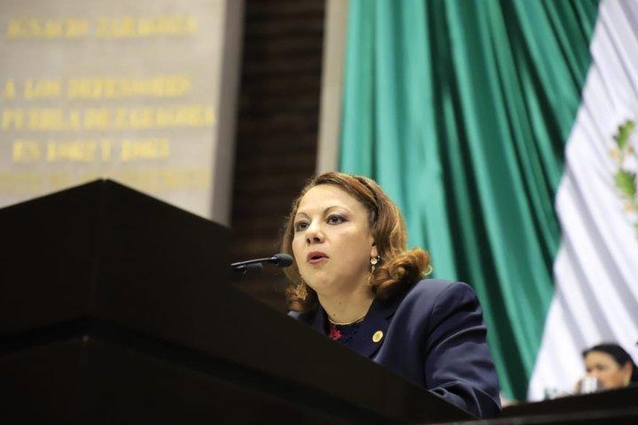 Insta Claudia Pérez a reformar catálogo de delitos sobre prisión preventiva oficiosa