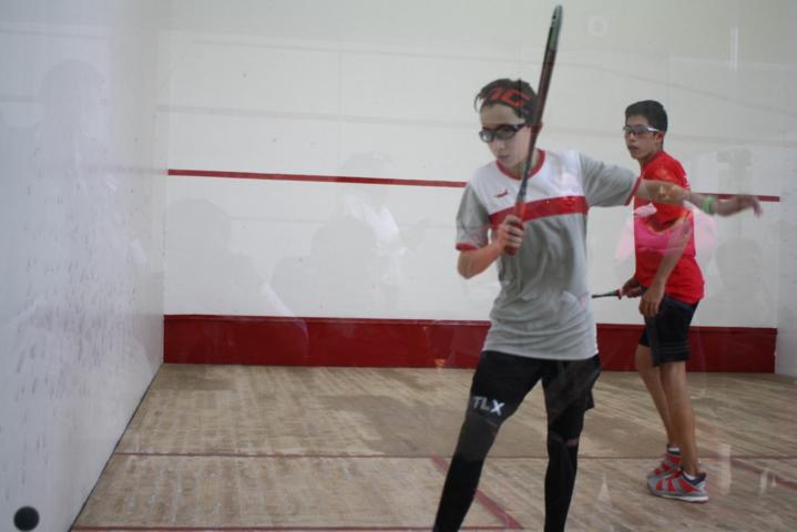 Obtiene Federico Sosa bronce en squash de la Olimpiada