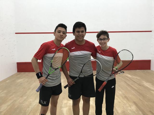Suma el squash tlaxcalteca dos bronces más en la Olimpiada