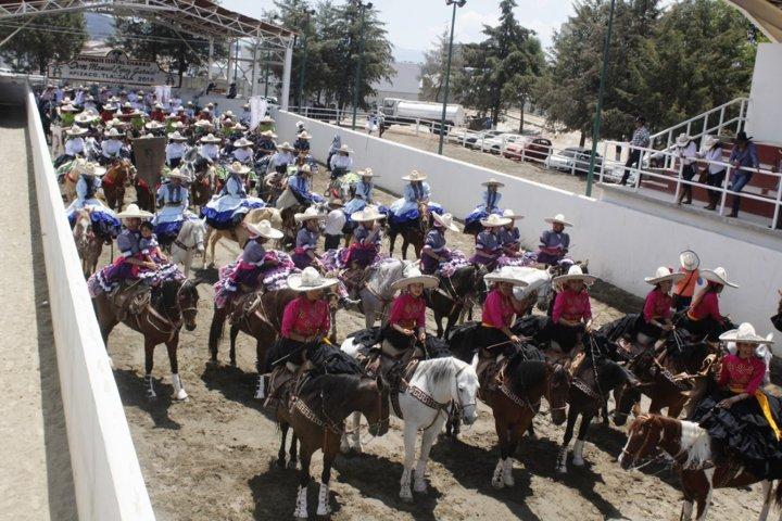 Rancho Los Álamos campeones de Tlaxcala Nacho Ramírez campeón individual al doble