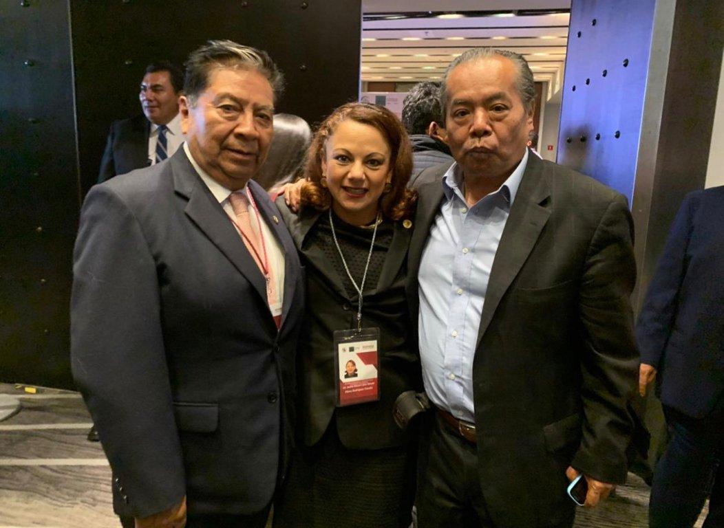Se compromete Claudia Pérez a contribuir a la unidad de Morena y de su bancada