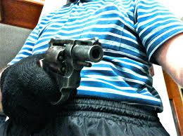 Roban tres sujetos armados pipa de gas en Ixtacuixtla