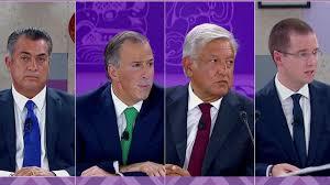 Sin sorpresas el tercer y último debate presidencial