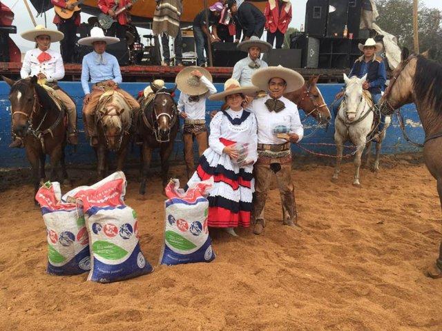 Torneo charro de Feria en Tlaxcala, Tamaríz este viernes