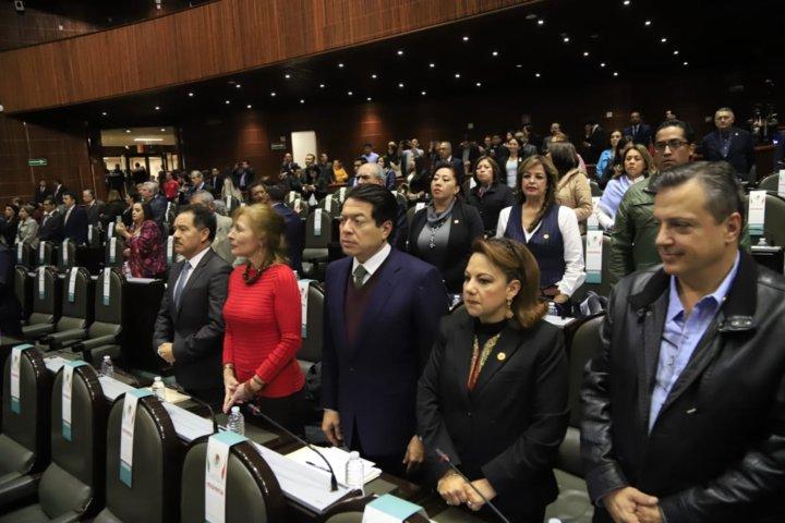 Guardia Nacional elemental para combatir inseguridad: Claudia Pérez