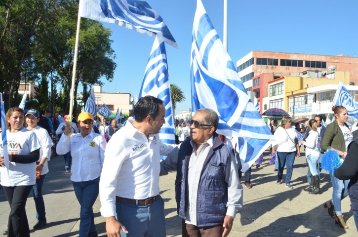 Impulsar reformas a ley lejos de partidos políticos o personajes: Pablo Badillo Sánchez