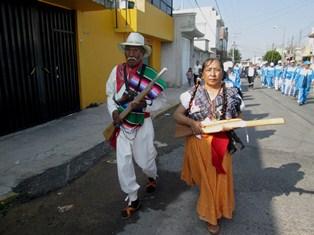 Celebran un aniversario más de la Revolución Mexicana